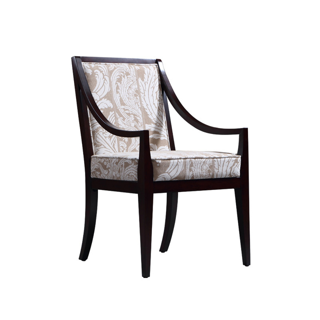 Wood Armchair, Armchair Modern, Solid Wood Furniture