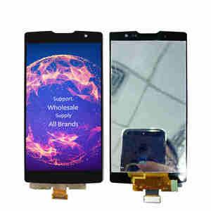 Image 3 - LCD + ramki do LG Spirit 4G LTE H440 H440N H440Y H442 H443 H420 H422 C70 Y70 H445 wyświetlacz ekran dotykowy czujnik Digitizer zgromadzenia