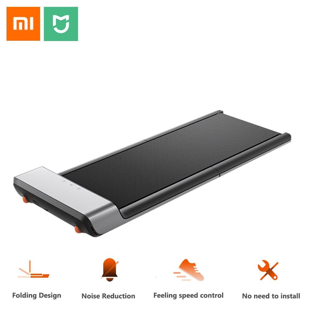 Original Xiaomi Mijia WalkingPad Inteligente Dobrável Não-slip Esteira Esportes Tênis de Corrida A Pé Máquina de Ginásio Fitness Equipamentos Electricl