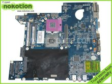 laptop motherboard for Acer EXTENSA 4630 TRAVELMATE 4730 series LA-4221P INTEL GM45 DDR2 with graphics slot