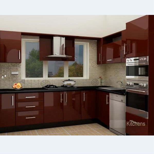 Solid wood kitchen cabinet set design - Aliexpress.com : Buy Solid Wood Kitchen Cabinet Set Design From