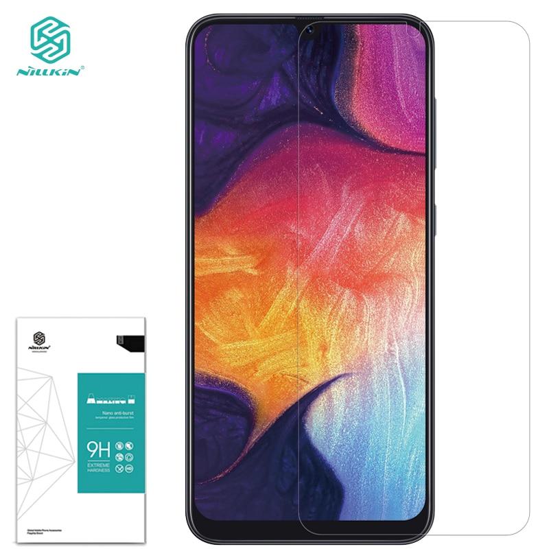 Handy-zubehör Offen Nillkin 0,33mm Screen Protector Für Samsung Galaxy A30 Und Galaxy A50 Erstaunlich H Anti-scratch Gehärtetem Glas Schutz Film