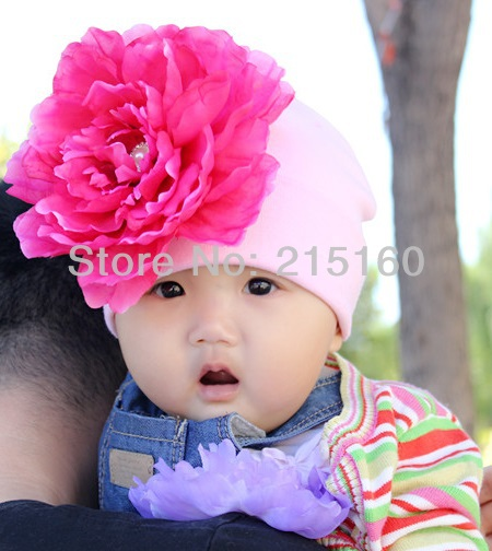 Kids hat with large flower boys girls 100 cotton removeable kids hat with large flower boys girls 100 cotton removeable beautiful silk flower in hats caps from mother kids on aliexpress alibaba group mightylinksfo