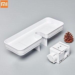 Xiaomi Mijia Dabai ванная комната, полка для хранения душа, Подвесная Полка для полотенец, подвесная полка для хранения, портативная DIY организация с...