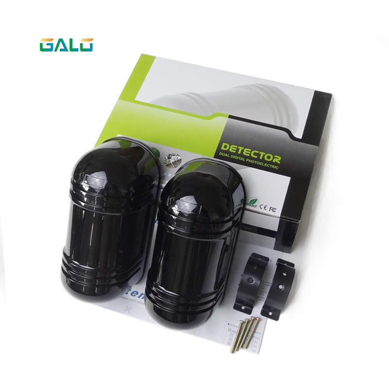 150m Sensor Alarm Dual Beam Photoelectric Infrared Detector for Home Security support Connected to the alarm in Sensor Detector from Security Protection