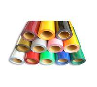 20 X 24 Yards PU Vinyl 33 Colors Plotter Heat Transfer
