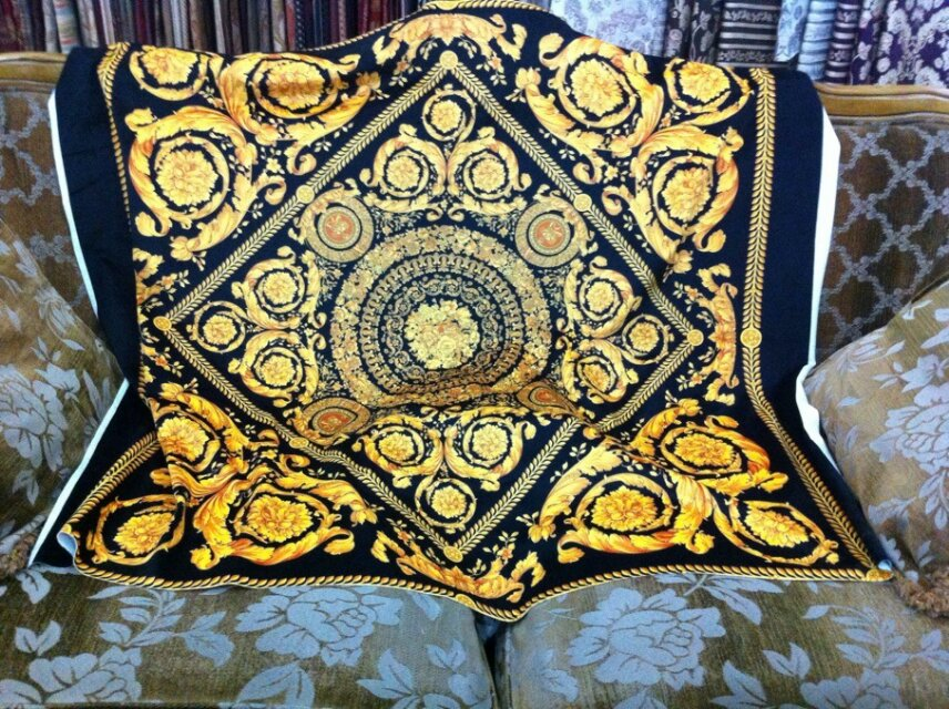 Free shipping high quality luxury royal classic heavy fabric for making sofa,chair,cushion cover, bedding,curtain F-F152