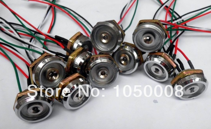 1pcs/lot Ds 1990a Ibutton TM Card Probe Reader IB 9092 With LED Light For DS1990 DS1991 DS1996 DS1961 Card