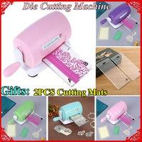 Die Cutting and Embossing Machine,Dies Cutting Embossing Machine Home DIY Scrapbooking Paper Cutter Card Tool
