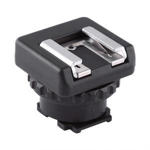 Image 2 - MSA MIS standardowy gorący zimny Adapter do butów konwerter Multi Interface Shoe kamera DV do Sony plastikowy metalowy Skate Ski Diving
