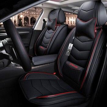 New arrival Car Seat Cover 5Seats( Front+Rear) car seat cushion For Audi A1 A3 A4 B8 B7 B6 B5 A6 C6 C7 A8 A8L Q3 Q5 Q7 all sedan