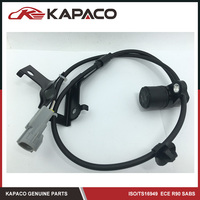 1 Piece ABS Sensor For Toyota Hilux Vigo Rear Left Wheel Speed Sensor 89546 0K070 895460K070