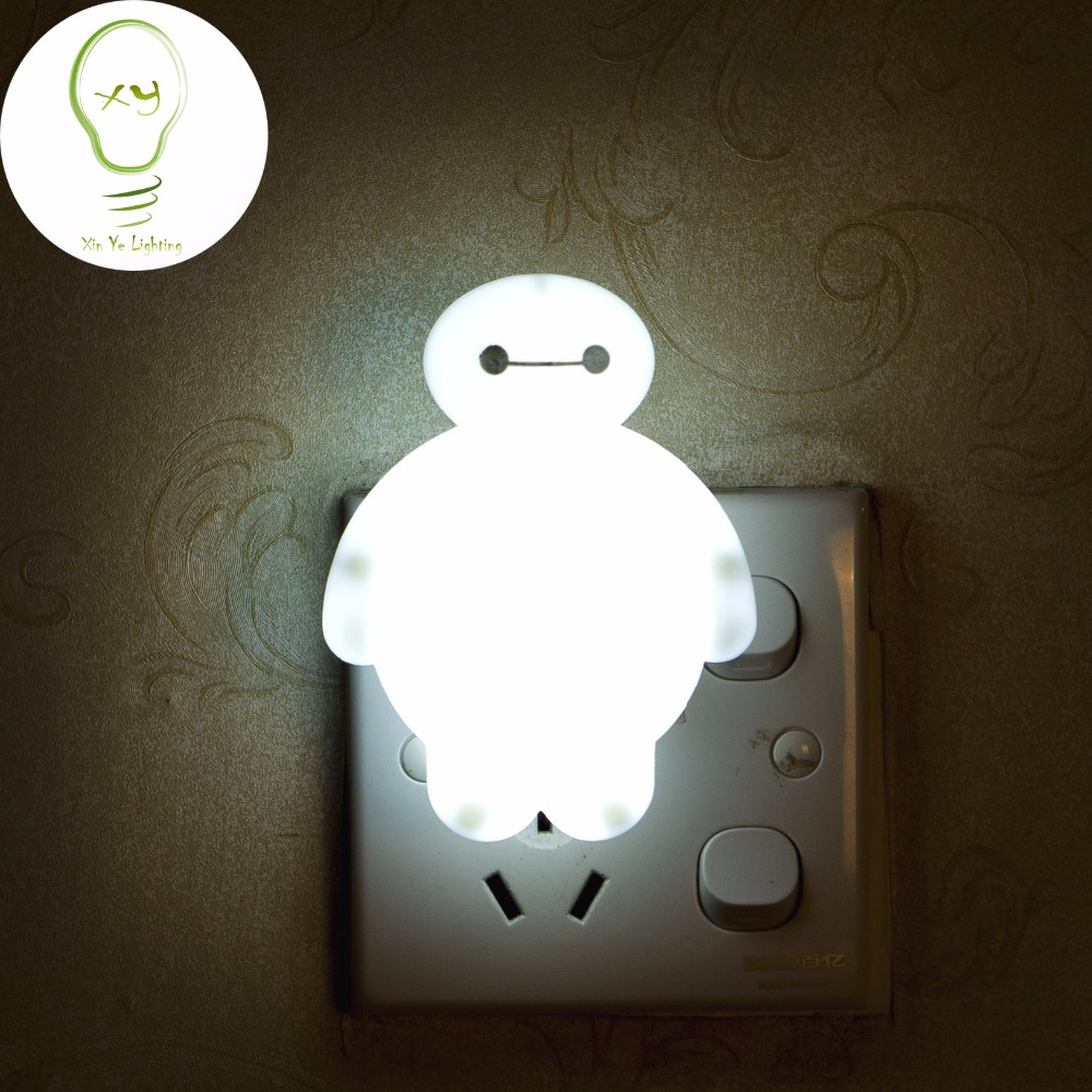 Lava lamp bulb wattage - Novelty Night Light Baymax Big Hero 3w Luminaria White Green Red Color Lava Lamp For Children