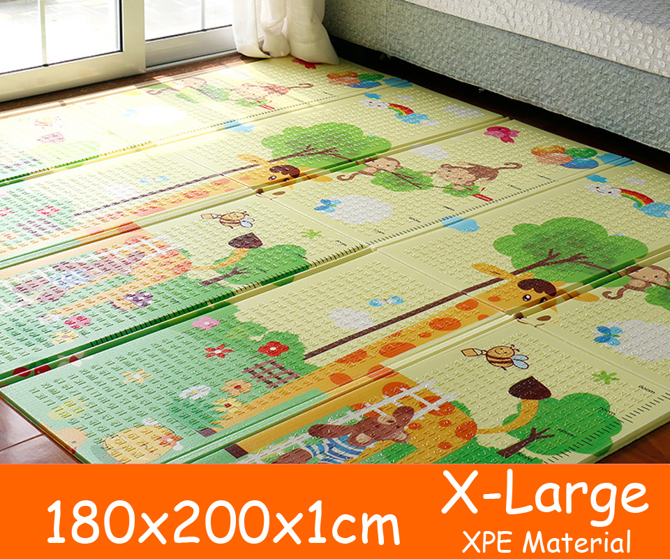 Matt Mats Baby Play Mat Xpe Puzzle Thickened Tapete