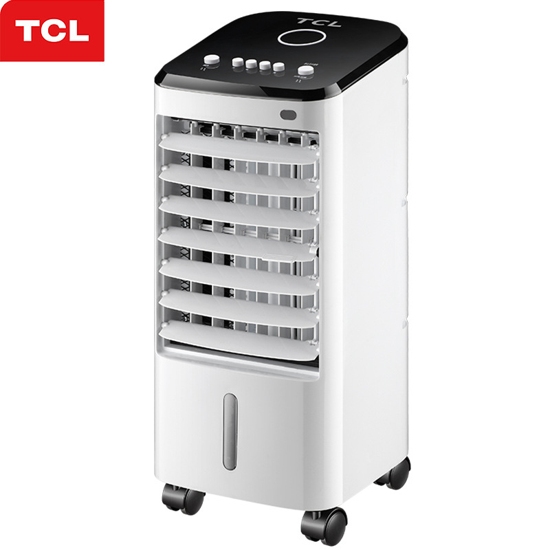 Hyundai Air Conditioner Cool Thermostat Air Conditioning Fan Single Cold Type Humidification Refrigeration FanHyundai Air Conditioner Cool Thermostat Air Conditioning Fan Single Cold Type Humidification Refrigeration Fan