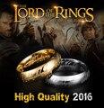 De acero soldado de acero inoxidable El Señor de los Anillos anillo de la moda masculina populares joyas exqusite