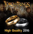 steel soldier stainless steel The Lord of the Rings fashion men ring popular exqusite jewelry