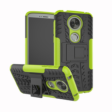 цена Hybrid PC+TPU Silicone Case For Motorola MOTO G4 G5 G6 E4 E5 C Plus Play Heavy Duty Shockproof Case For MOTO Z Z2 Z3 Play Case онлайн в 2017 году