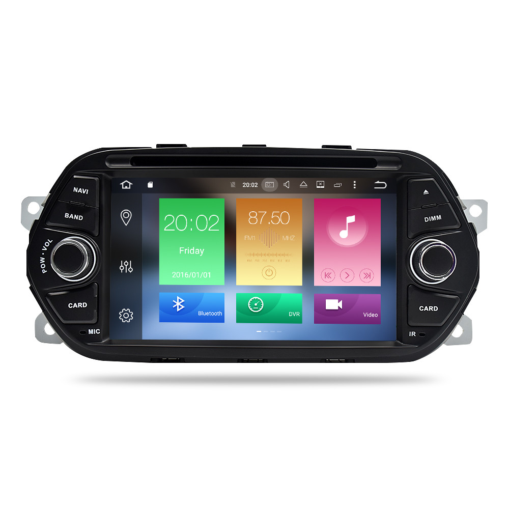 Android 9 0 Car GPS Navigation DVD Player for Fiat Tipo Egea 2015 2016 2017 4G