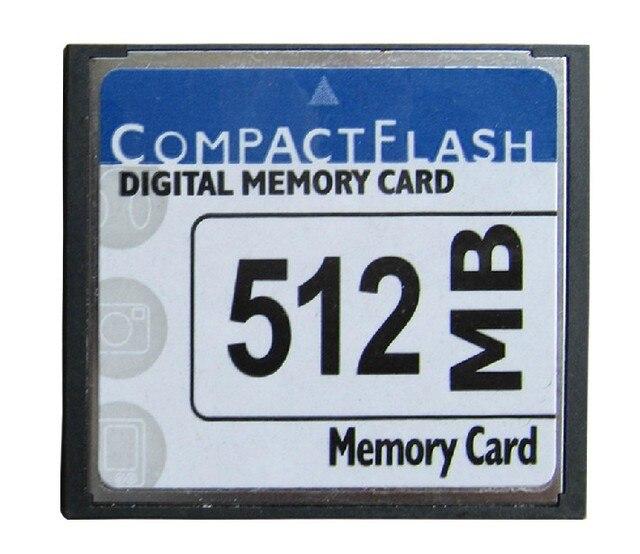 10 шт. 512 МБ compact flash карты compactflash 512 М CF КАРТЫ
