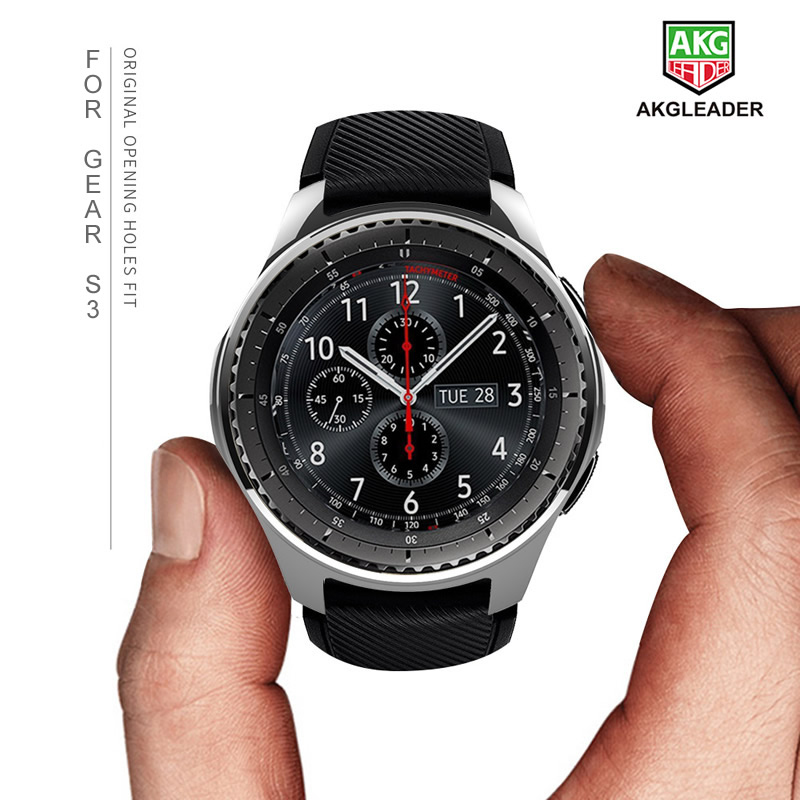 For Samsung Galaxy Watch 46mm Protection Case Newest High Quality Super Thin Smart Watch Cover Soft Shell For Galaxy Watch Cases цена 2017