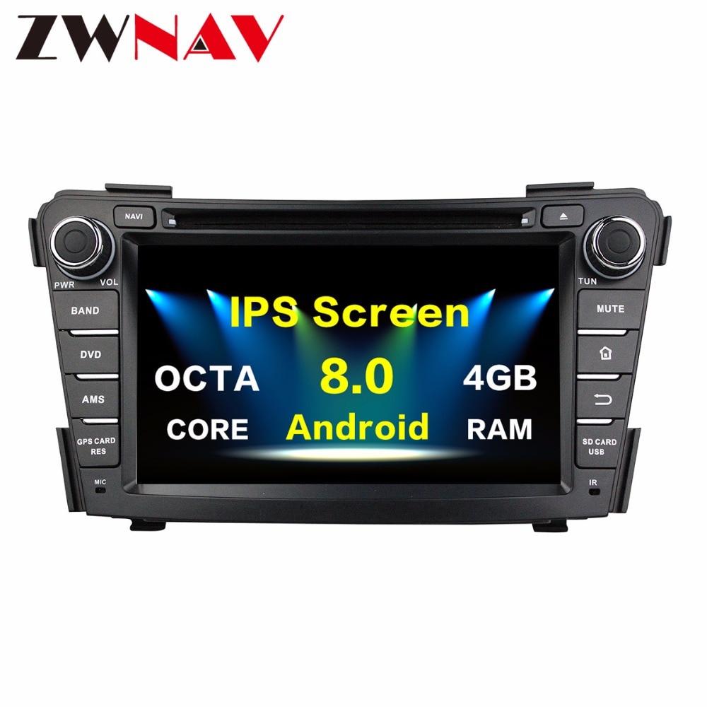 Octa Core Android 8 0 GPS Navigation Multimedia Stereo Auto Radio HIfi Musik Auto DVD Player Für HYUNDAI I40 I 40 2011  2016-in Auto-Multimedia-Player aus Kraftfahrzeuge und Motorräder bei title=