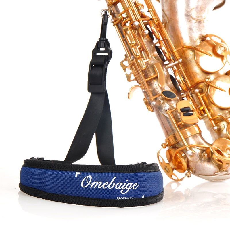 Free Shipping Sax Teno Alto Sopranino Saxophone Straps Professional Saxophone Neck Belt Occident Saxophone Belt Accessories