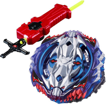 Spinning Top Burst B-118 random booster Vol.11 Vice Leopard .12L.Ds With Sword Launcher Factory Supply Toys Children Gift spinning top burst b 92 b 86 b 34 b 35 b 41 b 59 b 48 starter zeno excalibur m i xeno xcalibur m i with launcher kids toys
