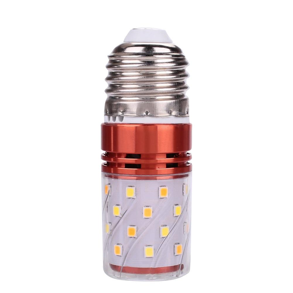 8 Вт Светодиодный свет закрытый наружный Галогеновый лампочка сменная лампа E27 запасная домашняя садовая прочная 2835 SMD для прожектора - 6