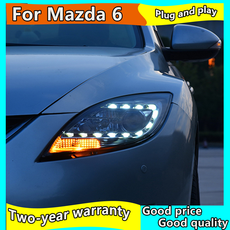 Headlight Bulbs Headlamp Bulbs For Mazda RX-8 2003-2012