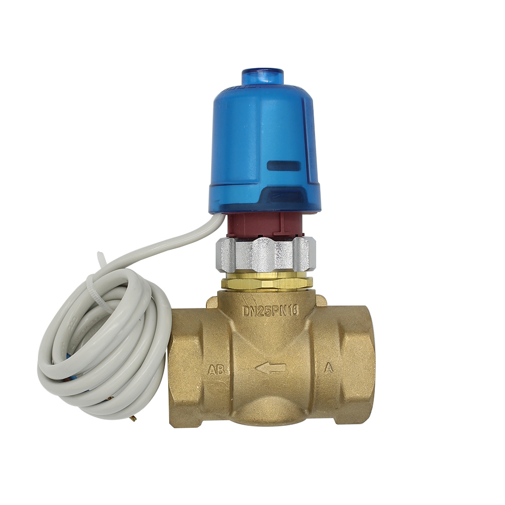 230V 24V   Normally close  Electric Thermal Actuator or underfloor heating radiator brass  valve DN20-DN25   Voltage 230V normally open thermal electric actuator for manifold in flooring heating system parts 230v radiator valve underfloor thermostat