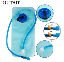 OUTAD 2L Bike Bicycle Cycling Camel Water Bladder Bag Bladder Hydration Backpacks Camping Hiking Water Bag Drink Pouch цена и фото