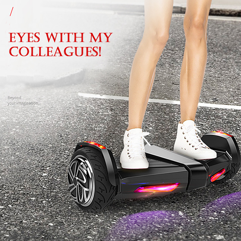 smart hands free scooter / smart balance wheel scooter / 2018 newest 2 wheels powered self balancing hoverboard