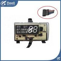 Bom trabalho para ar condicionado placa de exibição controle remoto placa receptor KFR 23GW/DY V2|Peças p ar condicionado|Eletrodomésticos -