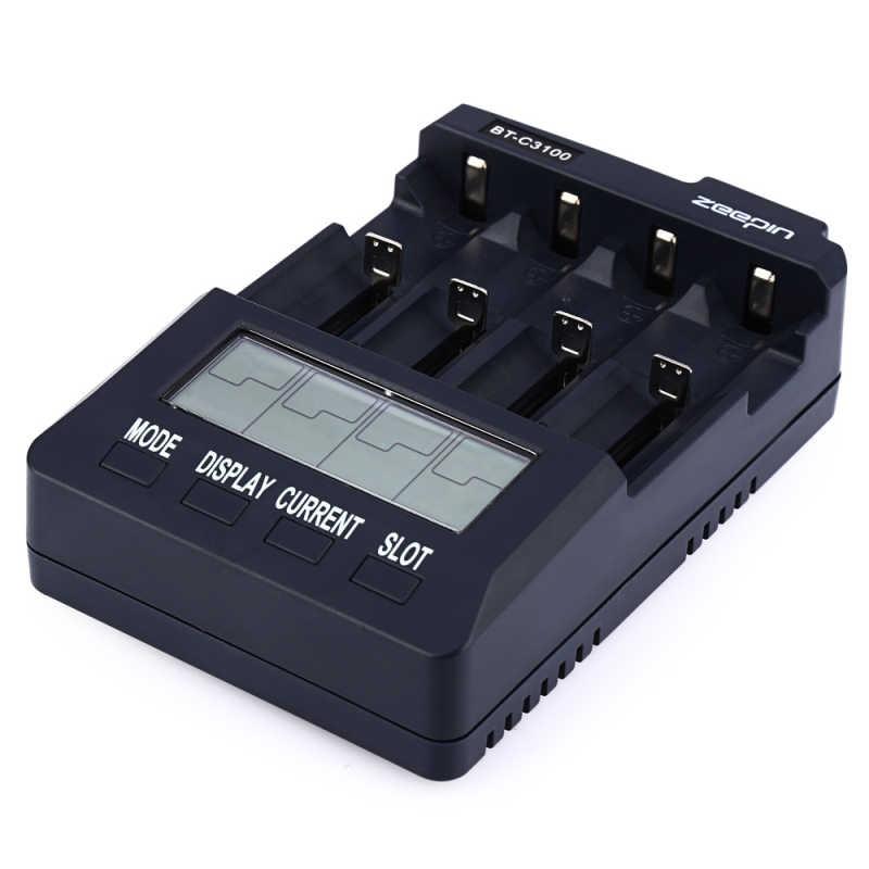 BT-C3100 V2.2 الذكية لوحة تحكم شاملة في التلفزيون الإل سي دي ليثيوم أيون البلى نيمه AA AAA 10440 14500 16340 17335 17500 18490 17670 18650 شاحن بطارية