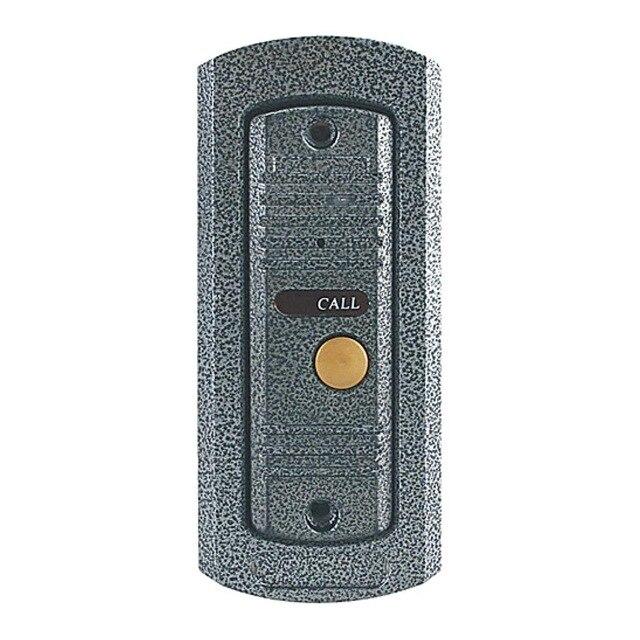 Homefong 7 pouces couleur LCD vidéo porte téléphone interphone système déverrouillage de la porte couleur sonnette caméra 600TVL Vision nocturne - 6