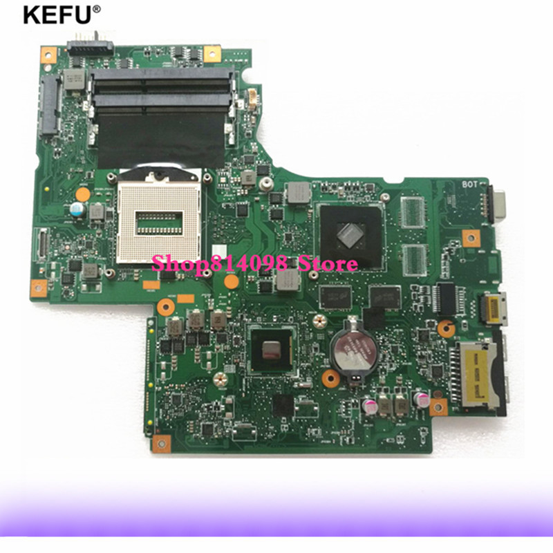 DUMBO2 MAIN BOARD rev 2.1 For lenovo ideapad z710 Laptop motherboard 17.3 inch gt840m GeForce graphics цена