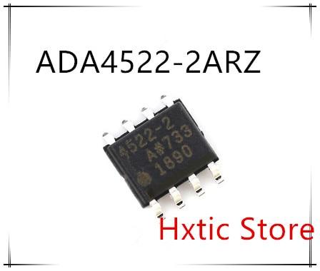 NEW 10PCS LOT ADA4522 2ARZ ADA4522 2AR ADA4522 2 ADA4522 SOP 8 IC