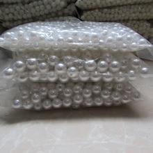 500g recta agujero agujero de alta imitación pearlsDIY originalidad teléfono trabajo hecho a mano al por mayor de material de belleza esencial 4mm-20mm