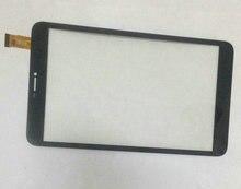 """Nueva pantalla de panel táctil de Cristal Digitalizador reemplazo Del Sensor De 8 """"pulgadas de Ostras T84HAI 3G de la Tableta Envío Gratis"""