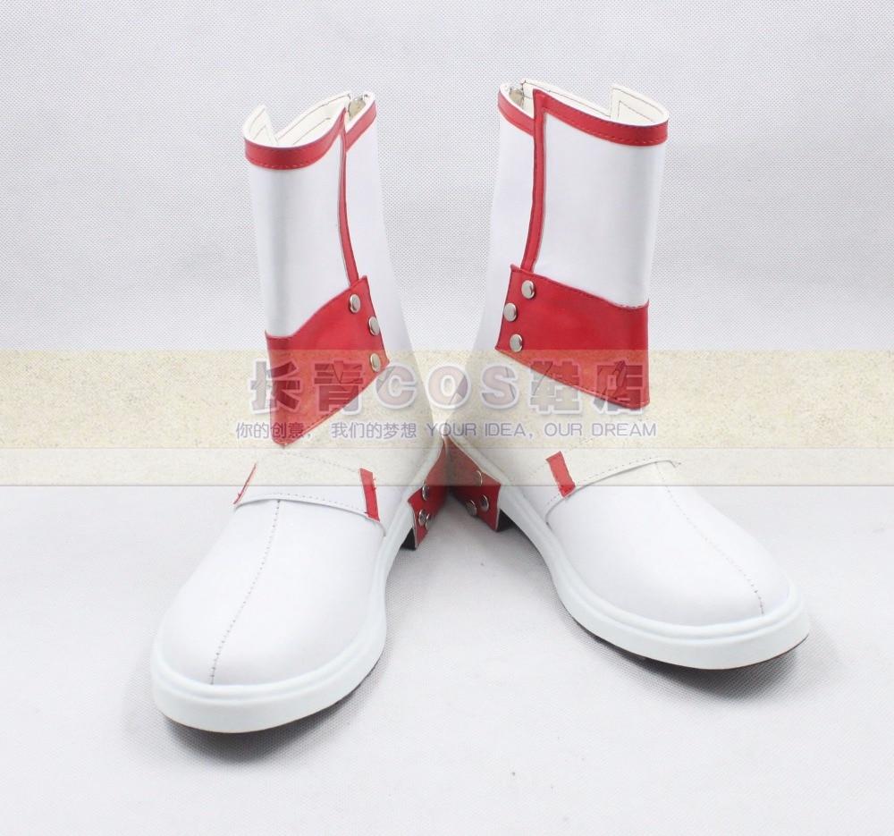 Sword Art Online Kirigaya Kazuto Kirito cosplay Shoes Boots Custom Made 8053