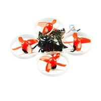 Happymodel Mobula 7 75 мм 2 S Indoor бесщеточный FPV Micro Drone Quadcopter Whoop FPV RC гоночный Дрон w/ 0802 комплект двигателя винты