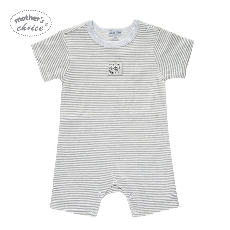 Mother's Choice Summer Short 2pcs / lot Baby Rompers Cotton Noworodek - Odzież dla niemowląt - Zdjęcie 3