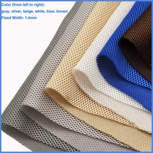 Image 5 - Szary/czerwony/biały/czarny/beżowy/brązowy/żółty głośnik ścierka do kurzu Grill tkanina filtracyjna siatka głośnikowa tkanina z siateczki kurz 1.4x0.5m
