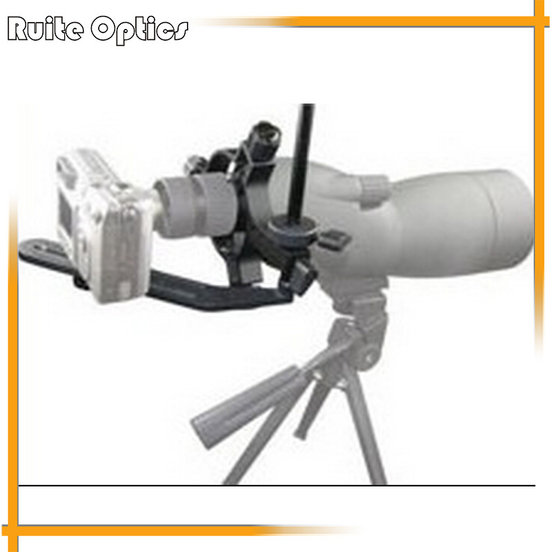 Telescope Universal Metal Camera Mount Holder for Mobile Phone DC SLR Camera Astronomical Telescope Spotting Scope  цены