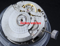 power reserve sea gull 2533 Movement GMT Date fit parnis mens automatic mechanical movement P394