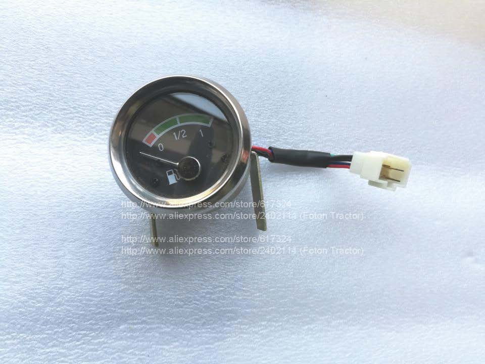 JINMA 184- 284 tractor parts, the fuel quantity gauge, part number: