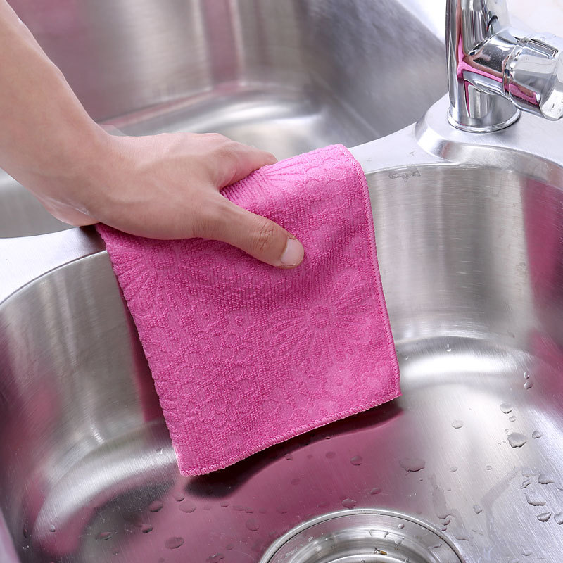 Washing Dish Cloth 4