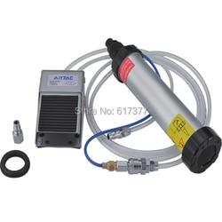foot pressure air caulking gun saving labor suitable for production line pneumatic caulking gun for 310ml 10oz cartridge sealant