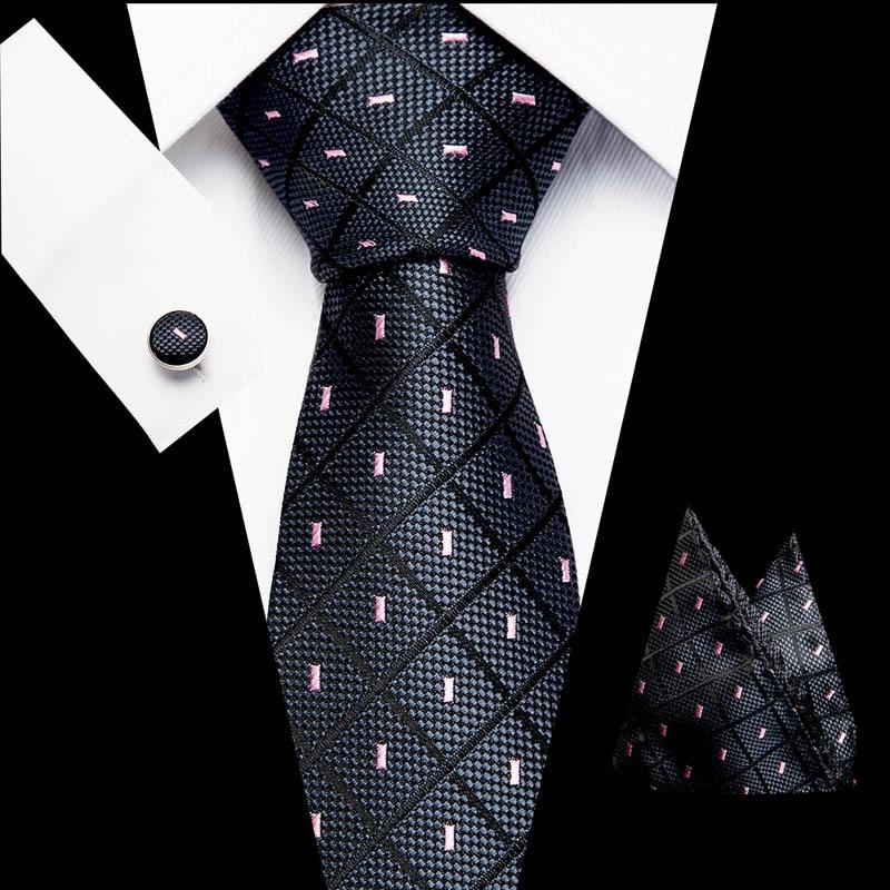 Handmade Noir et Blanc Polka Dot Skinny Men/'s Tie Cravate slim fine Cravate